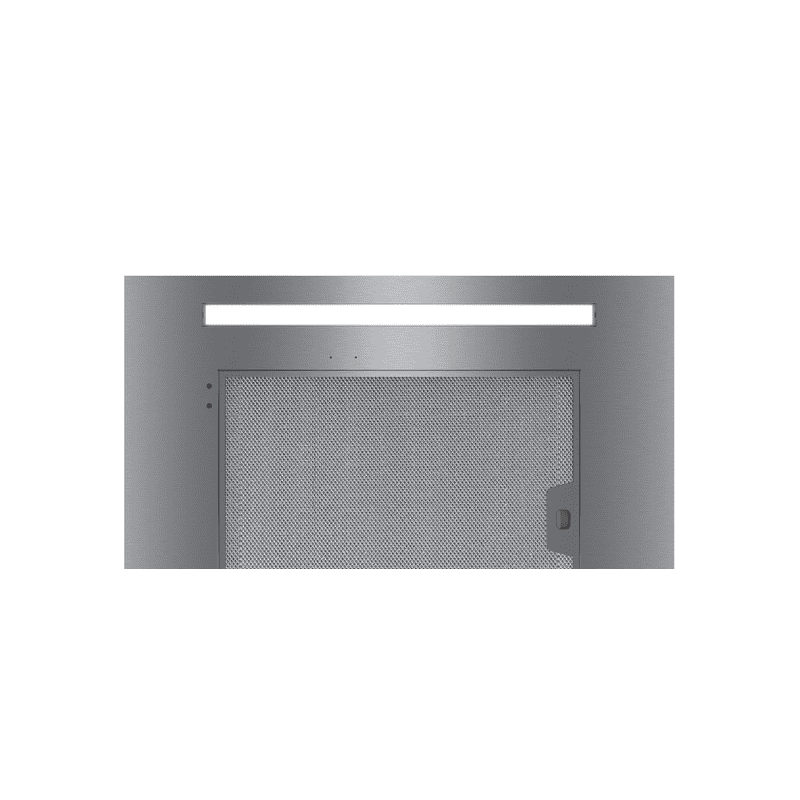 Bosch H243xW1000xD700 Ceiling Hood - Brushed Steel additional image 3