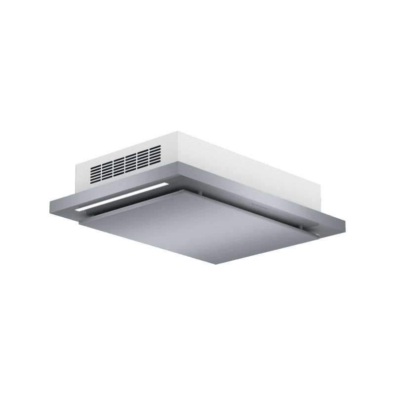 Bosch H243xW1000xD700 Ceiling Hood - Brushed Steel primary image