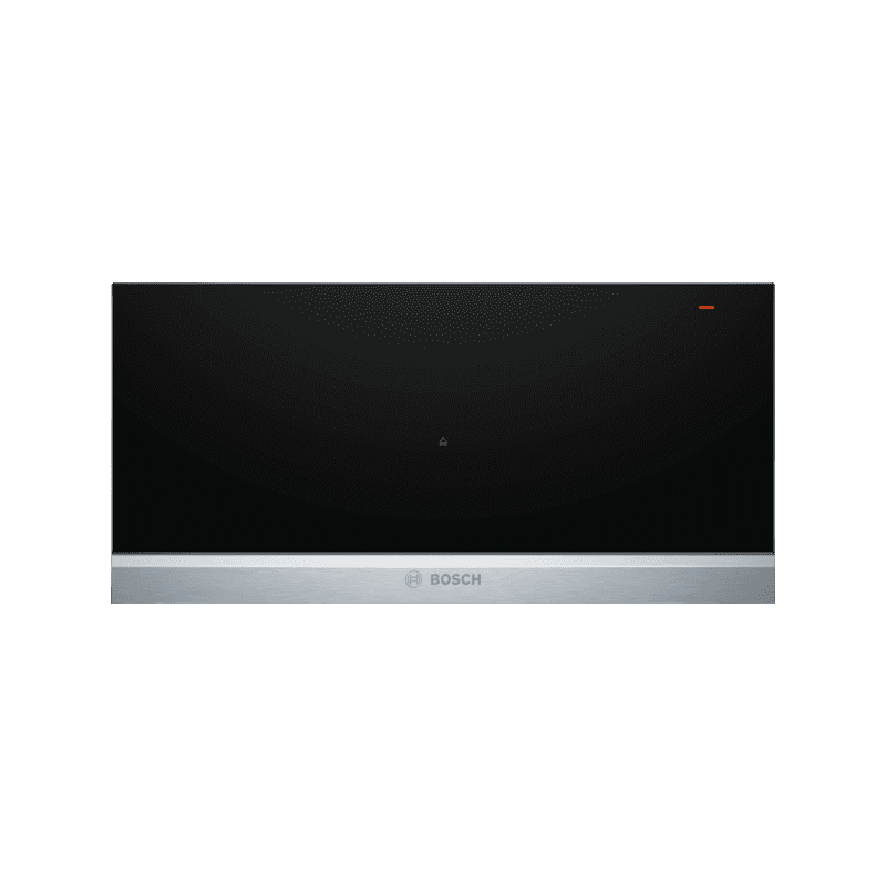 Bosch H290xW595xD548 Warming Drawer - Brushed Steel primary image