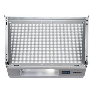 Bosch H380xW599xD280 Cooker Hood - Metallic Silver