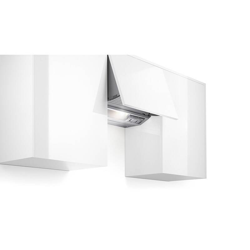 Bosch H380xW599xD280 Integrated Cooker Hood - Metallic Silver additional image 4