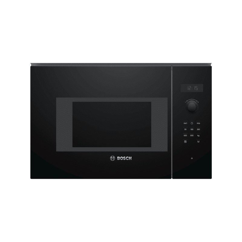 Bosch H382xW594xD317 Wall Microwave - Black additional image 1