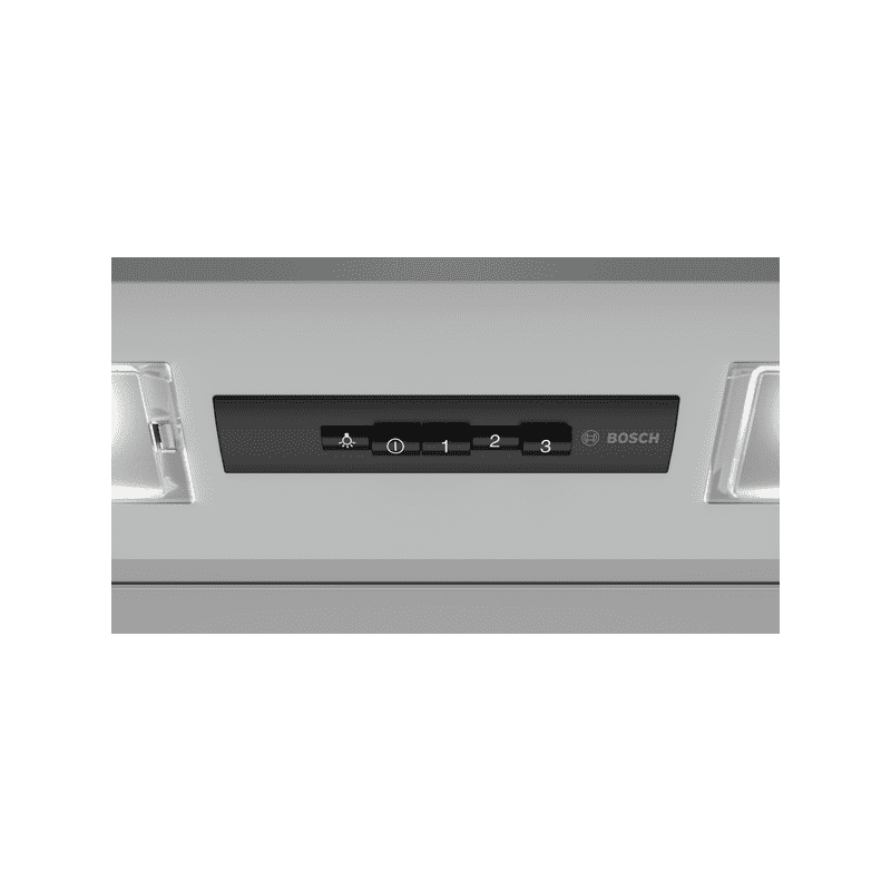 Bosch H402xW599xD271 Integrated Hood - Stainless Steel additional image 1
