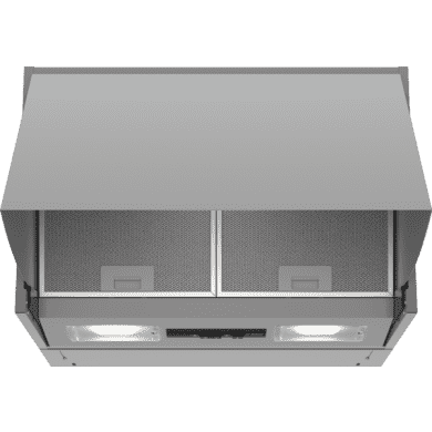 Bosch H402xW599xD271 Integrated Hood - Stainless Steel