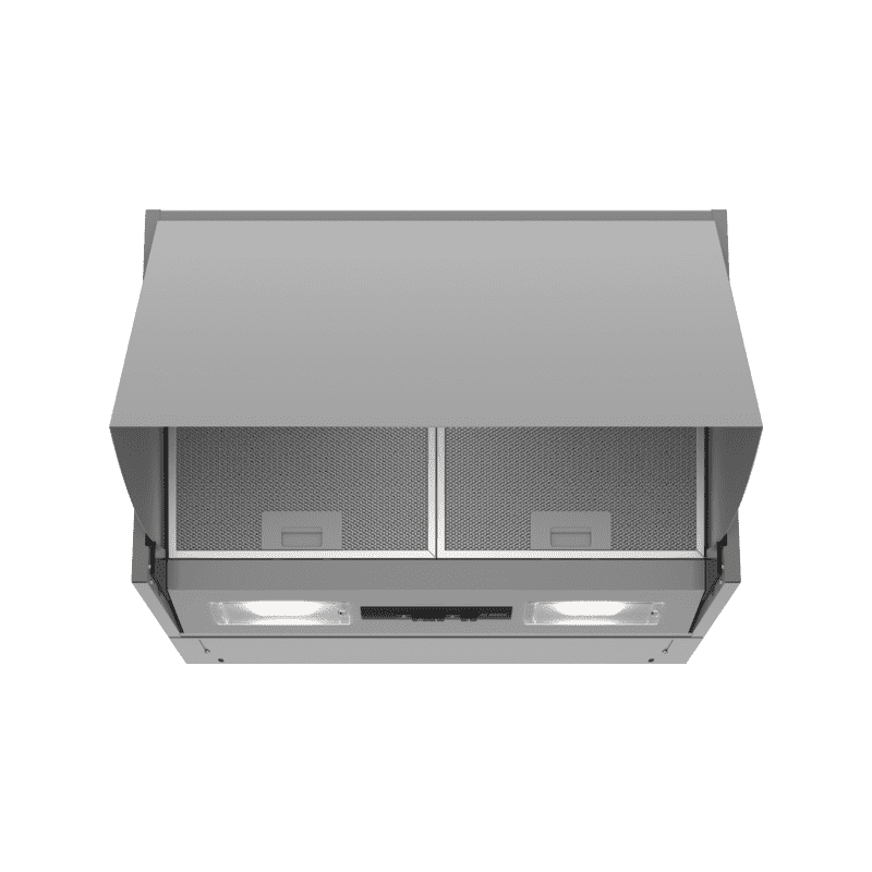 Bosch H402xW599xD271 Integrated Hood - Stainless Steel primary image