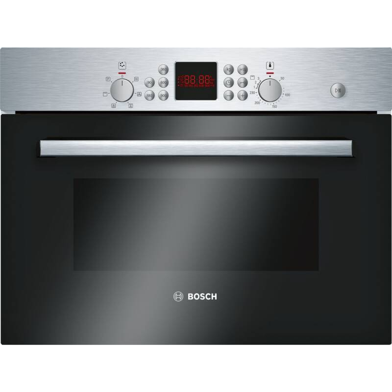 Bosch H454xW594xD570 Combination Microwave Oven - Stainless Steel primary image
