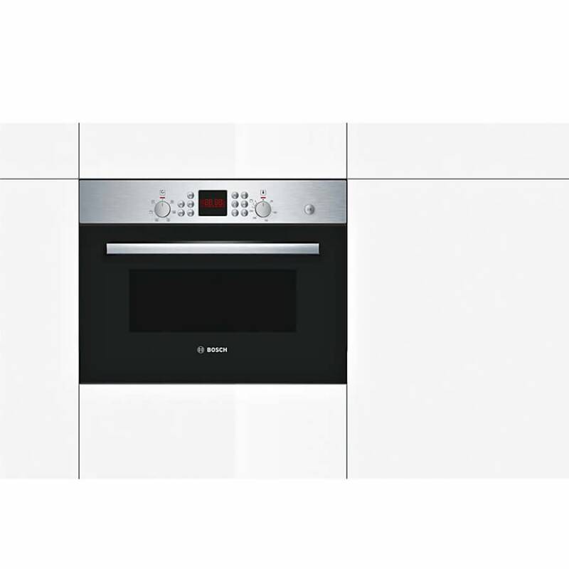 Bosch H454xW594xD570 Combination Microwave Oven - Stainless Steel additional image 3