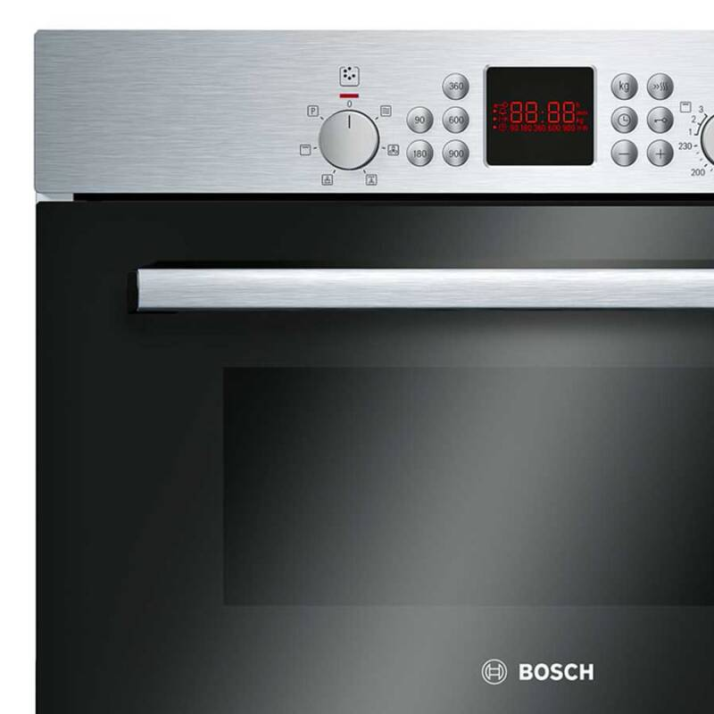 Bosch H454xW594xD570 Combination Microwave Oven - Stainless Steel additional image 4