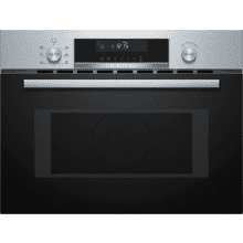 Bosch H454xW594xD570 Serie 6 Combi Microwave Oven