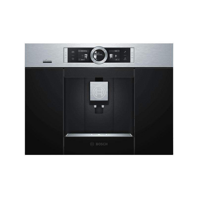 Bosch H455xW594xD375 - Coffee Machine - Stainless Steel primary image