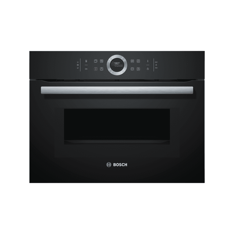Bosch H455xW595xD548 Compact Oven with Microwave primary image