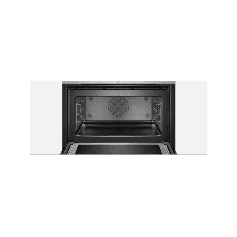 Bosch H455xW595xD548 Compact Oven with Microwave -  Stainless Steel additional image 5