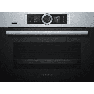 Bosch H455xW595xD548 Compact Steam Oven
