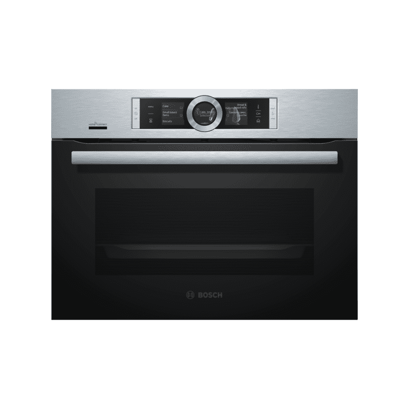 Bosch H455xW595xD548 Compact Steam Oven primary image