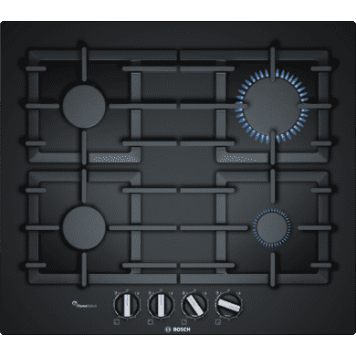 Bosch H45xW590xD520 Gas 4 Burner Hob With Flameselect