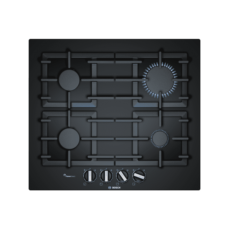 Bosch H45xW590xD520 Gas 4 Burner Hob With Flameselect primary image