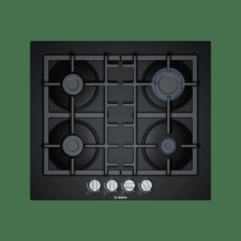 Bosch H45xW590xD520 Gas on Glass 4 Burner Hob primary image