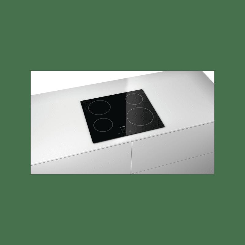 Bosch H45xW592xD522 Ceramic 4 Burner Hob additional image 3