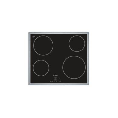 Bosch H48xW583xD513 Ceramic 4 Zone Hob - Black
