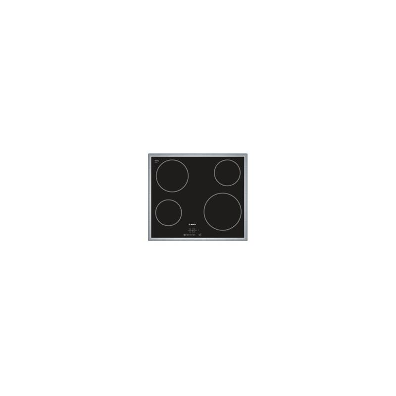 Bosch H48xW583xD513 Ceramic 4 Zone Hob - Black primary image