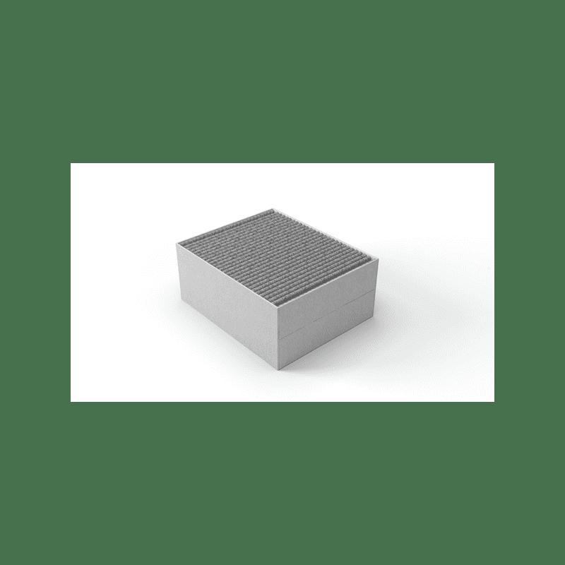Bosch H501xW370xD377 Island Cube Hood - Black additional image 5