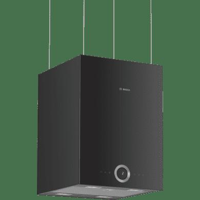 Bosch H501xW370xD377 Island Cube Hood - Black