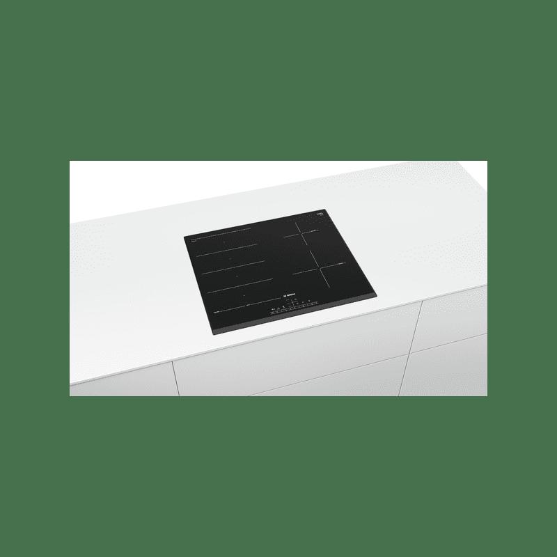 Bosch H51xW592xD522 FlexInduction 4 Zone Hob - Black additional image 1