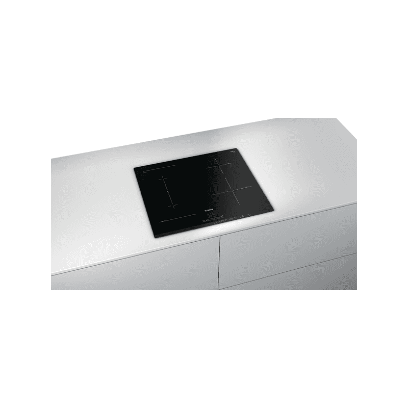 Bosch H51xW592xD522 Induction 4 Zone Hob - Black additional image 1