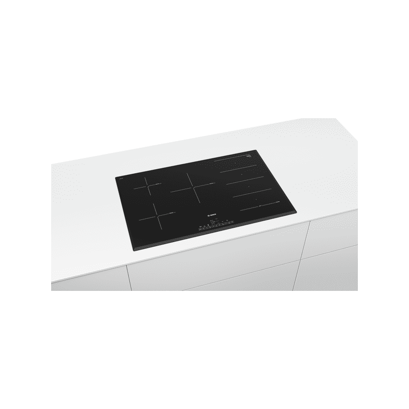 Bosch H51xW802xD522 FlexInduction 5 Zone Hob - Black additional image 3