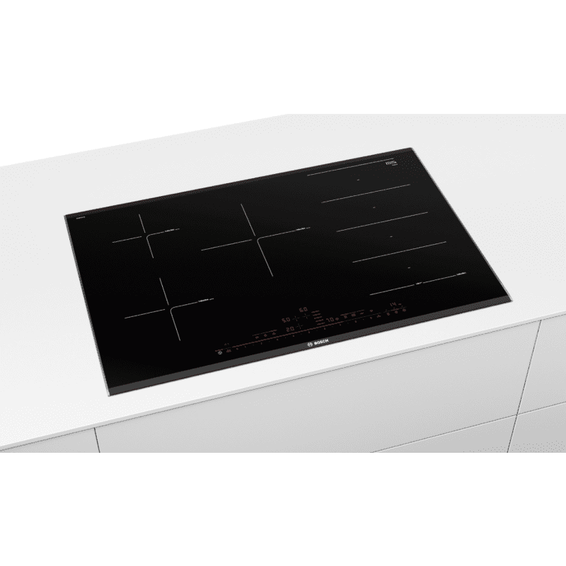Bosch H51xW802xD522 FlexInduction 5 Zone Hob With Home Connect additional image 2