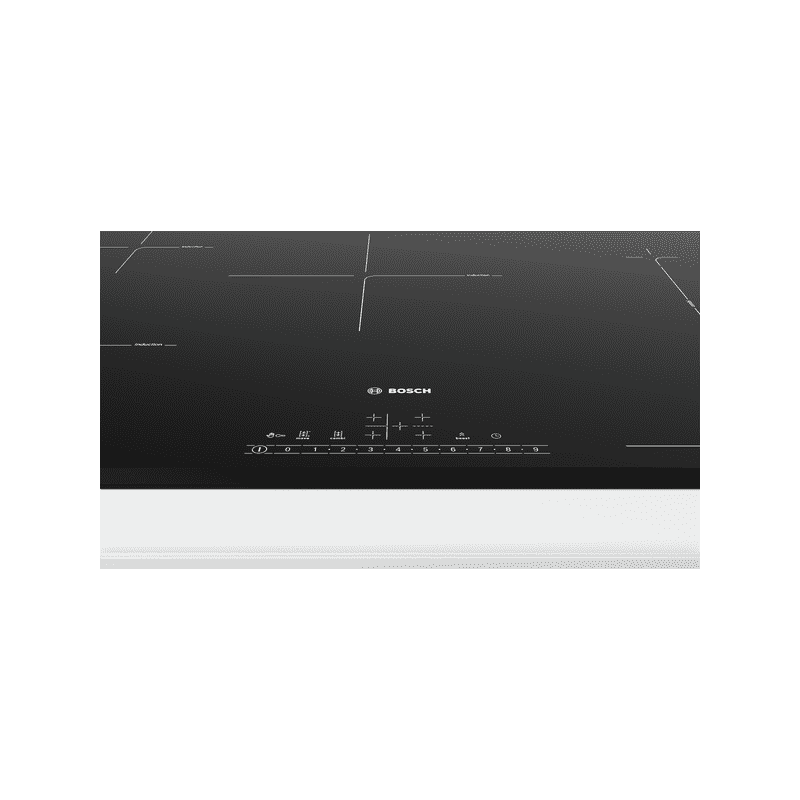 Bosch H51xW802xD522 Induction 5 Zone Hob - Black additional image 3