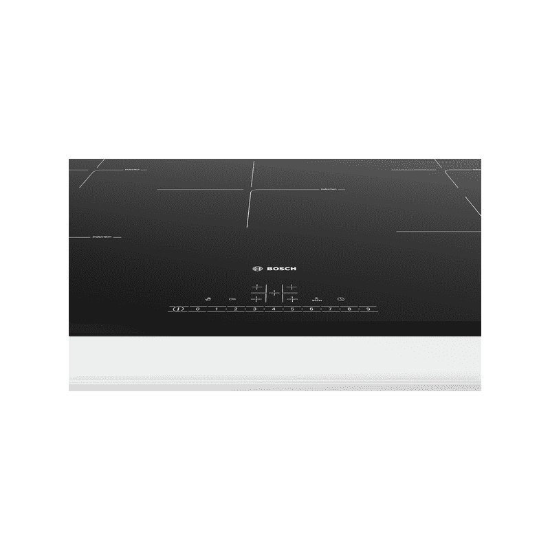 Bosch H51xW802xD522 Induction 5 Zone Hob - Black additional image 1