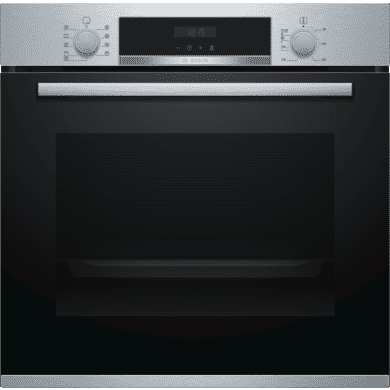 Bosch H595xW594xD548 Pyrolytic Single Oven