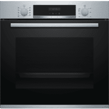 Bosch H595xW594xD548 Serie 4 Pyrolytic Single Oven