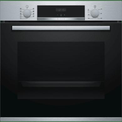 Bosch H595xW594xD548 Serie 4 Single Oven