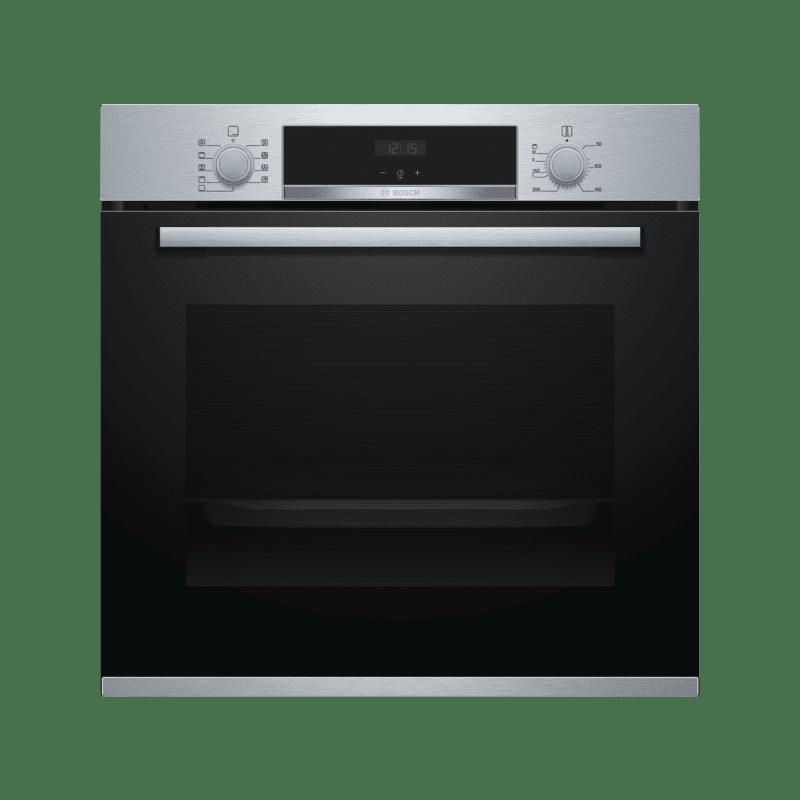 Bosch H595xW594xD548 Serie 4 Single Oven primary image
