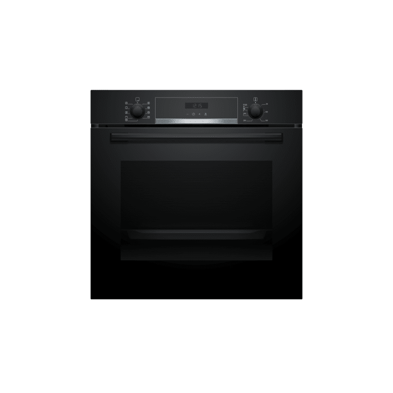 Bosch H595xW594xD548 Serie 4 Single Pyrolytic Oven primary image
