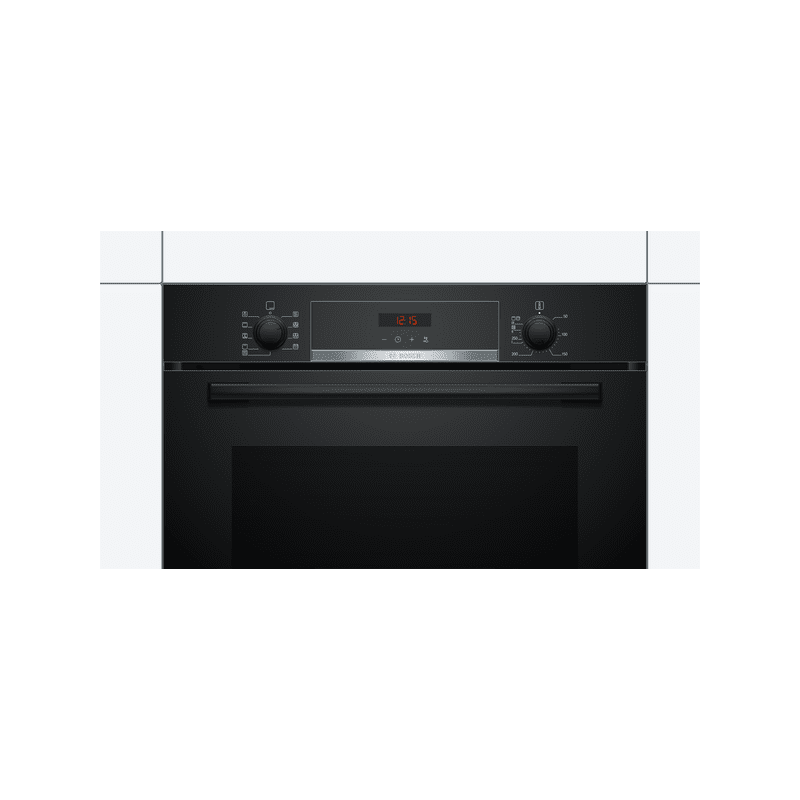 Bosch H595xW594xD548 Serie 4 Single Pyrolytic Oven additional image 5