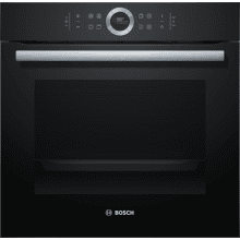 Bosch H595xW595xD548 Multifunction Oven - Black