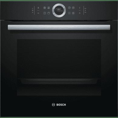 Bosch H595xW595xD548 Multifunction Oven - Black