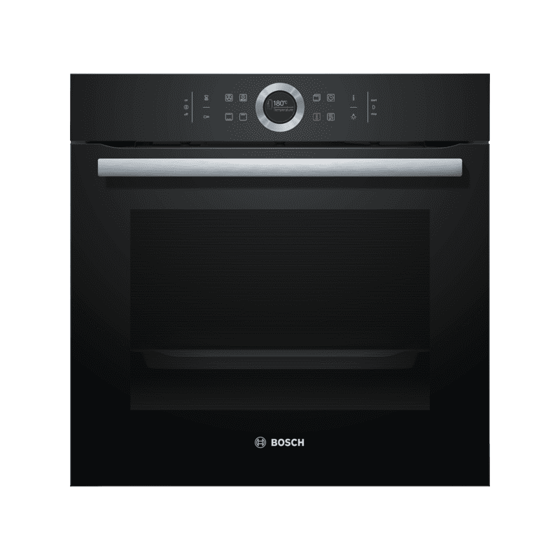 Bosch H595xW595xD548 Multifunction Oven - Black primary image