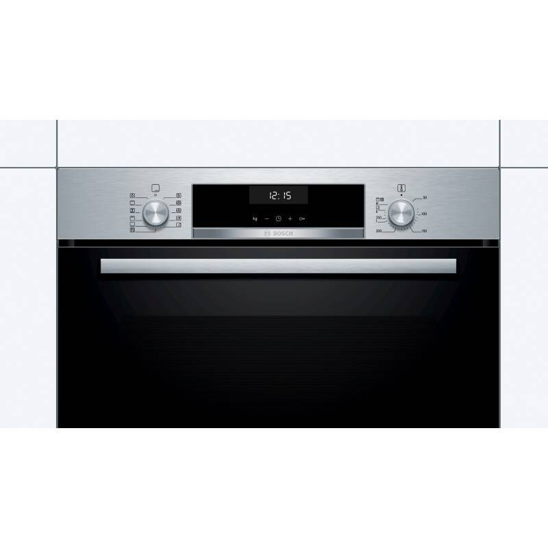Bosch H595xW595xD548 Serie 6 Single Oven additional image 2