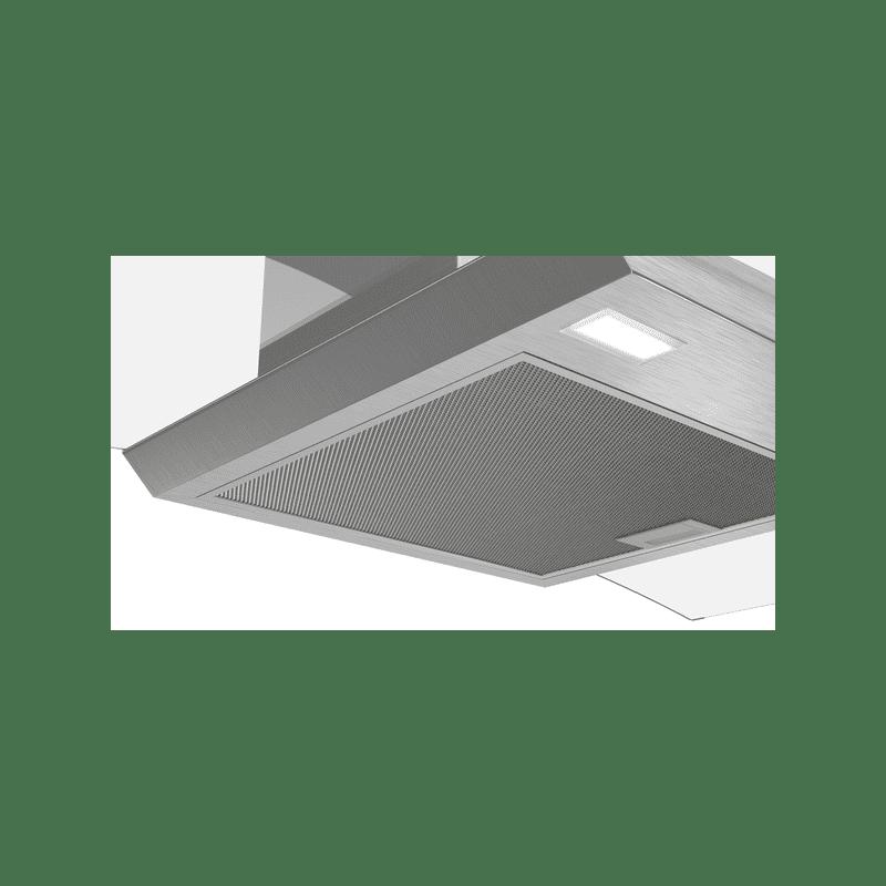 Bosch H617xW900xD488 Glass Chimney Hood additional image 2