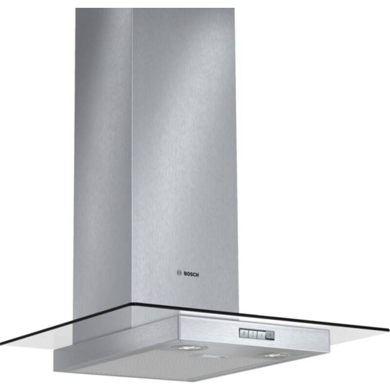 Bosch H634xW600xD540 Chimney Cooker Hood - Stainless Steel primary image