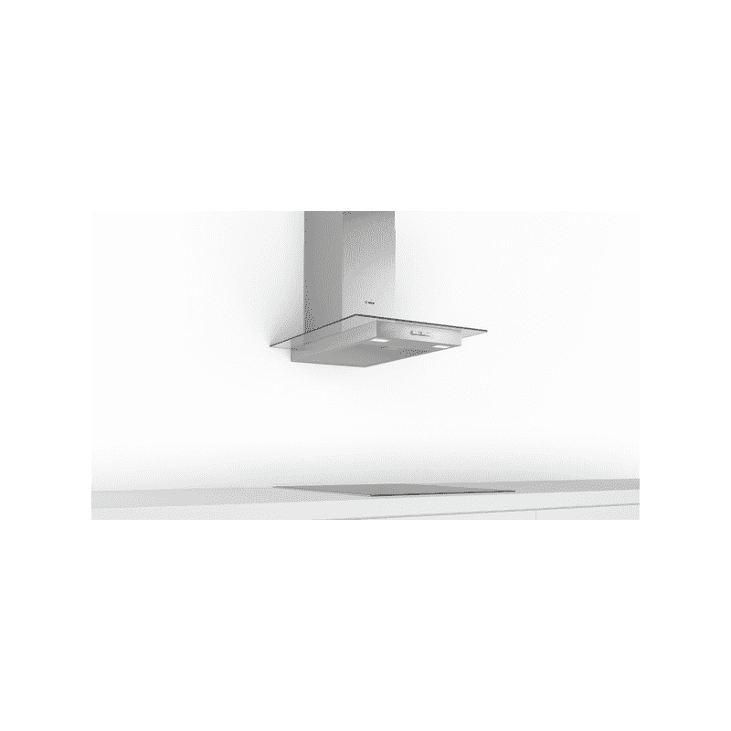 Bosch H635xW600xD525 Box Chimney Hood additional image 1