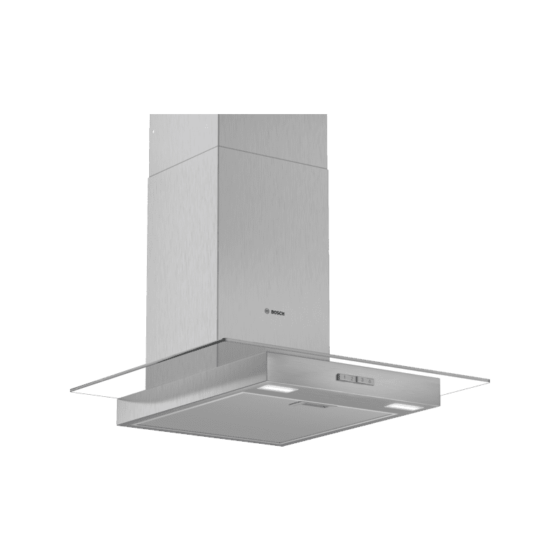 Bosch H635xW600xD525 Box Chimney Hood primary image