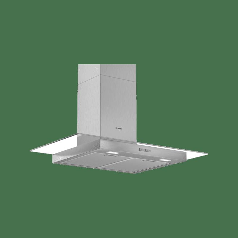Bosch H635xW900xD525 Box Chimney Hood primary image