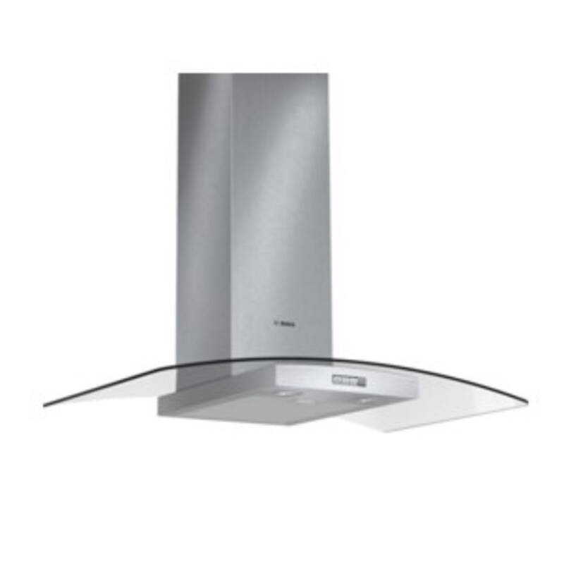 Bosch H638xW900xD540 Chimney Cooker Hood - Stainless Steel primary image