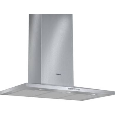 Bosch H674xW900xD500 Chimney Cooker Hood - Stainless Steel