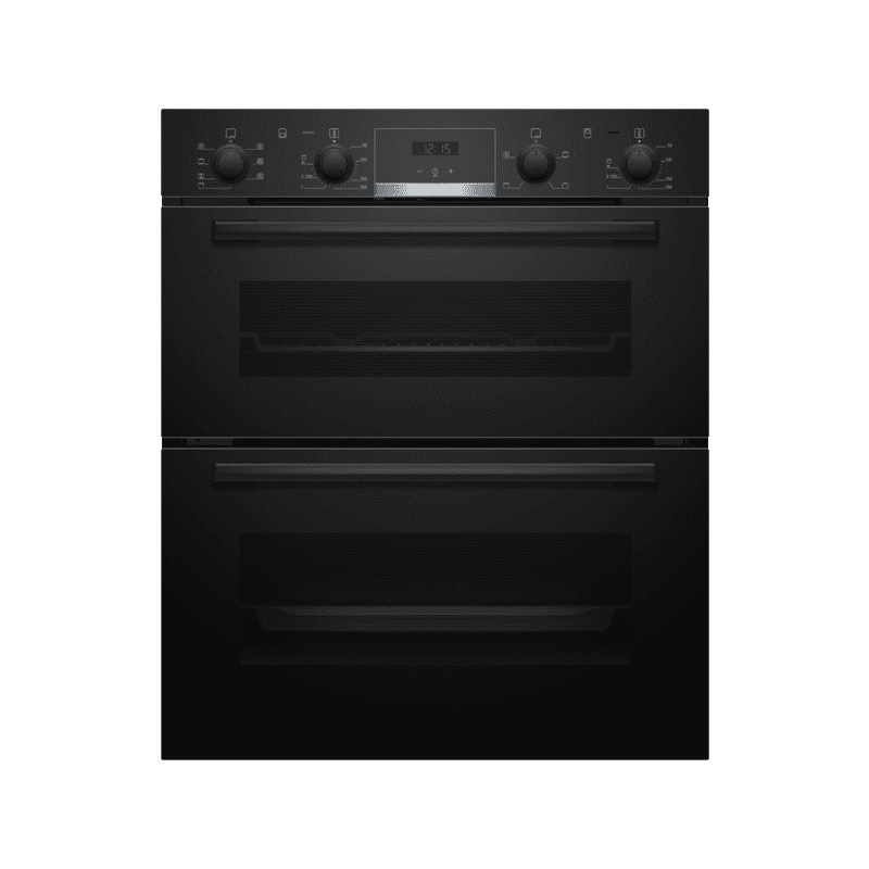Bosch H717xW594xD550 Built-Under Double Oven primary image